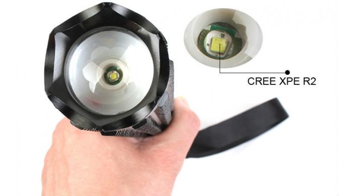 Đèn Pin Tự Vệ Siêu Sáng K28