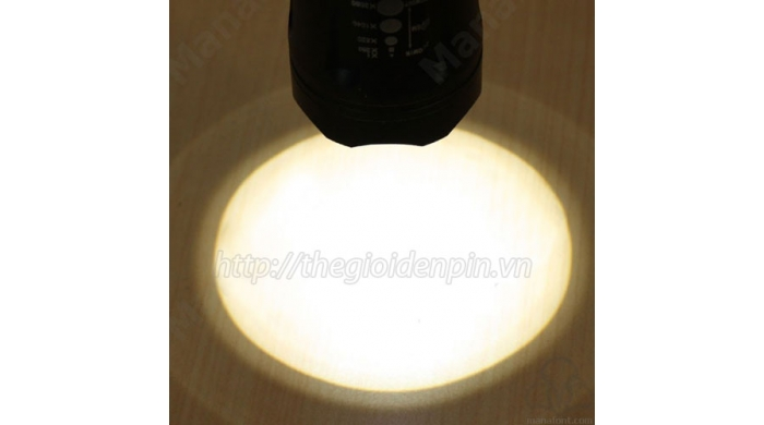 Đèn Pin Siêu Sáng Small Sun C56
