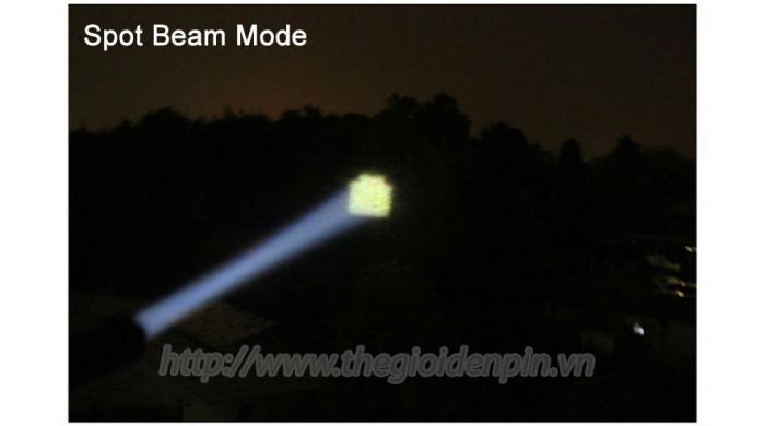 Đèn Pin Tự Vệ Siêu Sáng TV-03