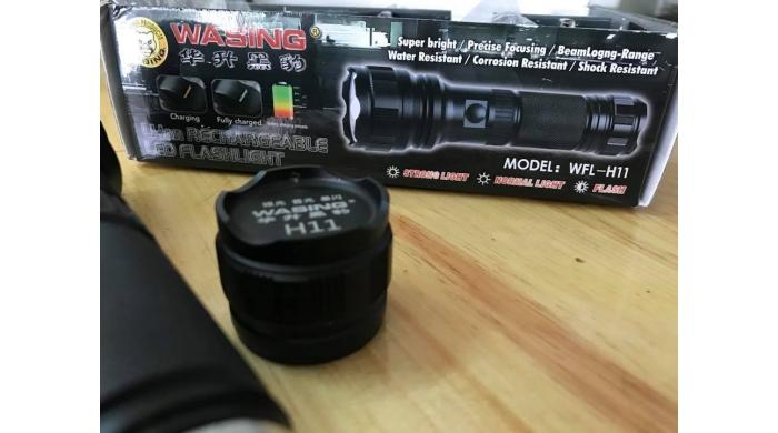 Đèn Pin Siêu Sáng Cree XM-L U2 Wasing WFL-H11 (Chính Hãng)