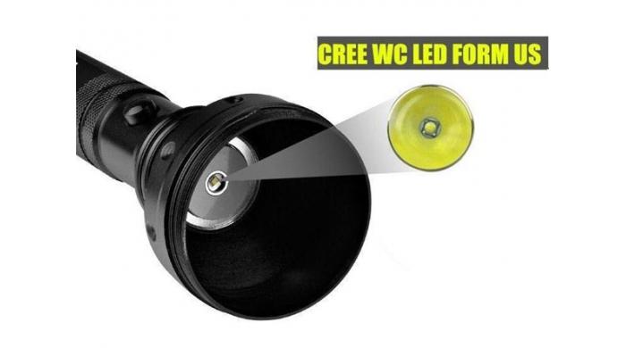 Đèn Pin Siêu Sáng Cree KL-K9