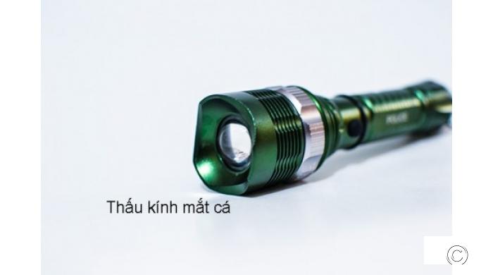 Đèn Pin Siêu Sáng Cree 8066 Q5