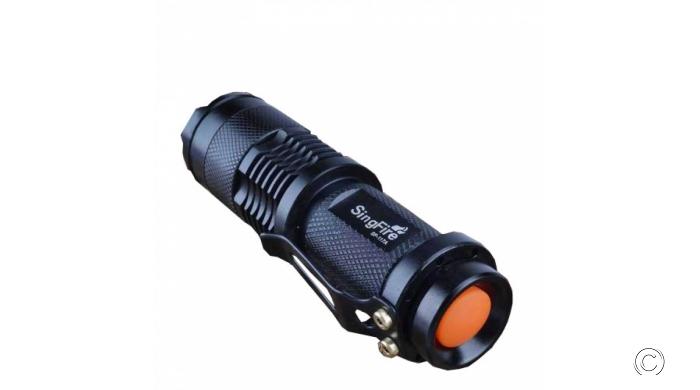 Đèn Pin Siêu Sáng Cree Mini Q5