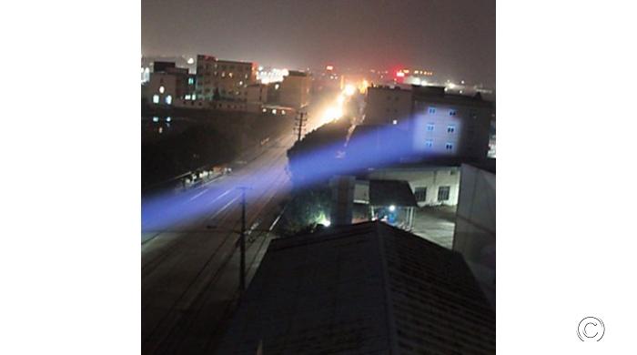 Đèn Pin Siêu Sáng Cree Q5 SS-C08