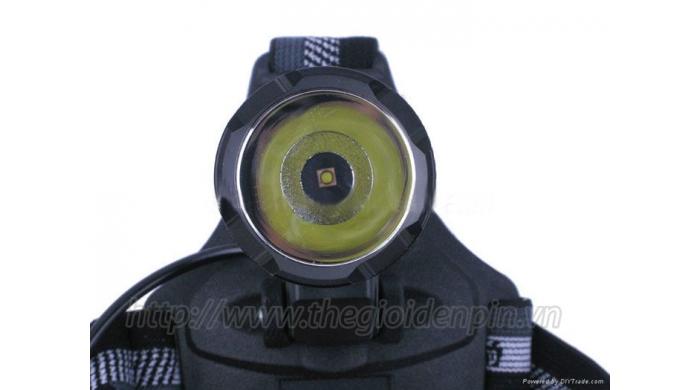 Đèn Pin Siêu Sáng Đeo Trán RB  330