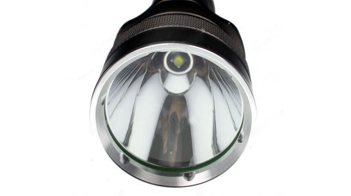 Đèn Pin Siêu Sáng Smiling Shark XML T6 SS-A86