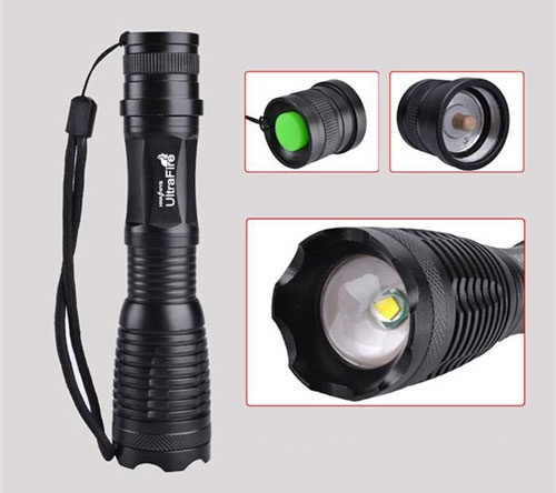 Đèn Pin Siêu Sáng Police Cree XLS-567