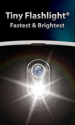 Phần mềm dùng đèn Flash làm đèn Pin cho android